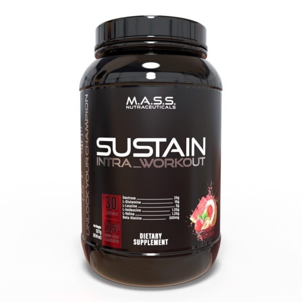 Sustain Intra-Workout best intra workout carbohydrates how to become a bikini competitor