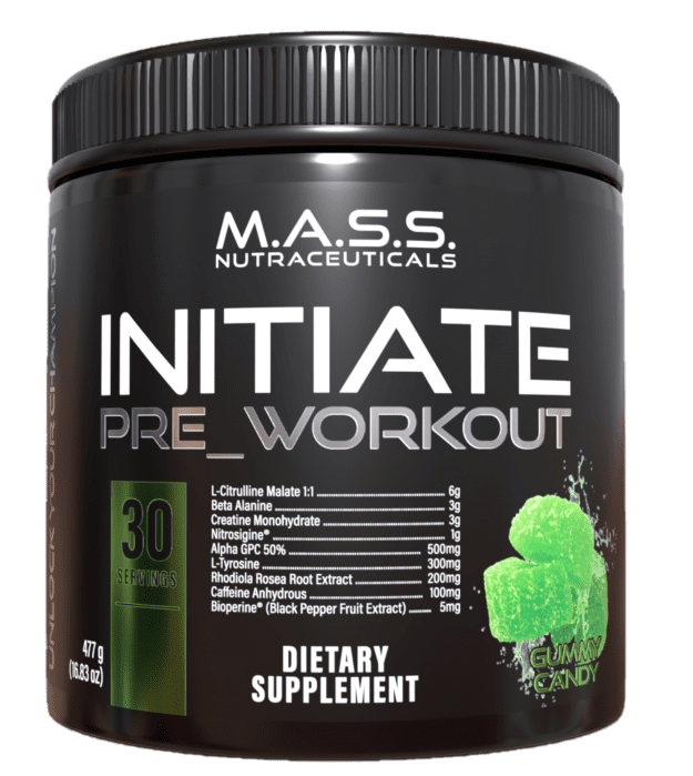 Initiate Pre-workout supplement